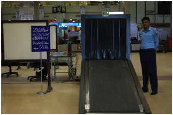 Baggage Screening